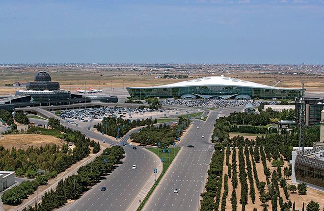 AZAL продолжит создание транзитного узла в Баку