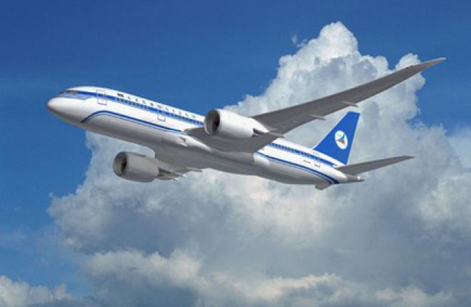 Авиакомпания AZAL отложила поставки самолетов Boeing 787