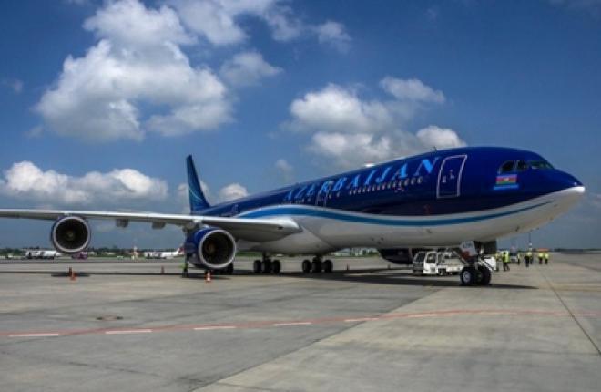 Авиакомпания AZAL обеспечила запчастями свои самолеты A340