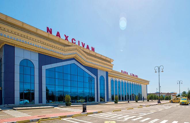 Аэропорт Нахичевани – вторая по объему пассажиропотока воздушная гавань Азербайджана