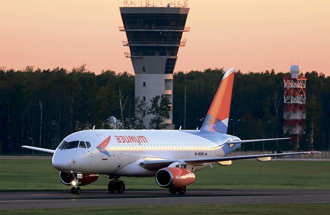 У российского юга появился базовый авиаперевозчик - авиакомпания Азимут