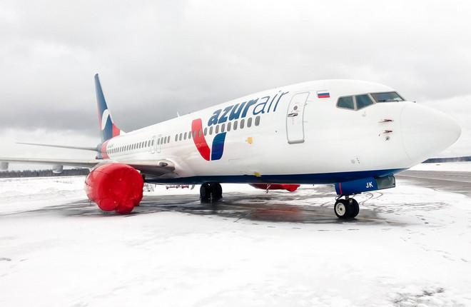 Azur Air Engineering анонсировала получение допуска на обслуживание Boeing 737-800