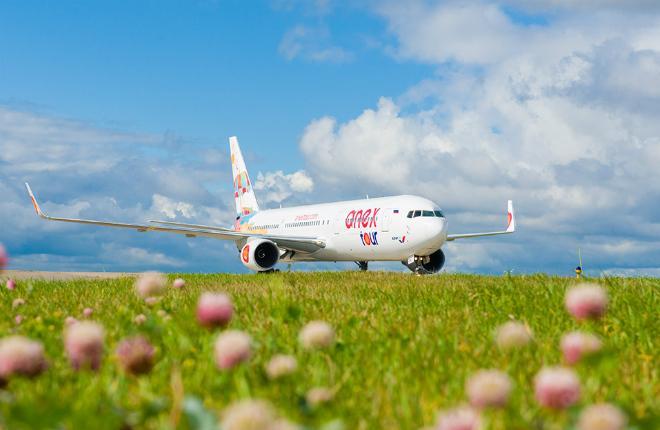 Azur Air и Anex tour
