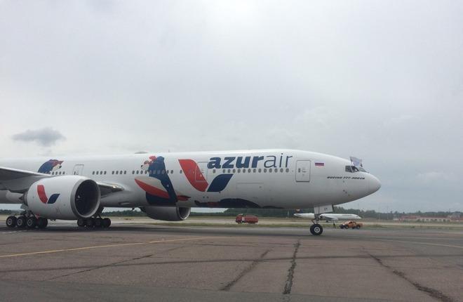 Авиакомпания Azur Air расширяет парк