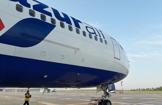Azur Air получила шестой самолет Boeing 767