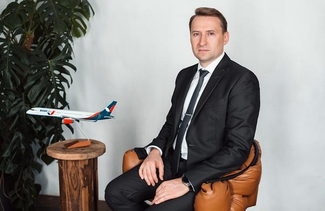 Новым генеральным директором Azur Air (« Азур Эйр») с октября 2021 года назначен Евгений Королев