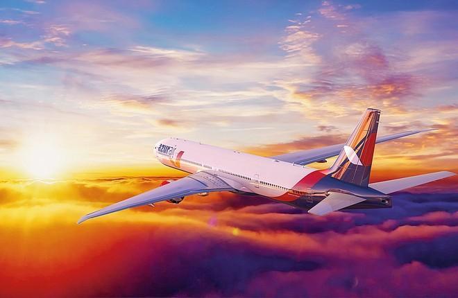 Самолет Boeing 777 авиакомпании Azur Air