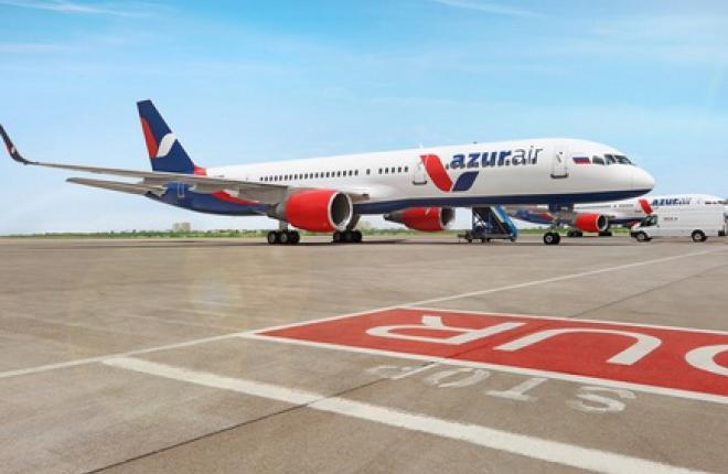Чартерная авиакомпания Azur Air ввела онлайн-регистрацию на рейсы