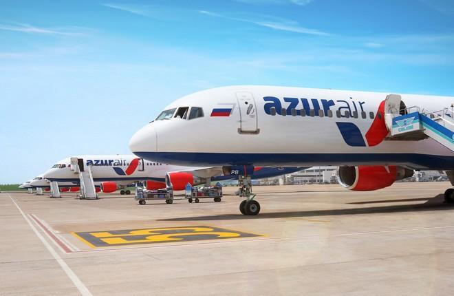 Флот авиакомпании Azur Air