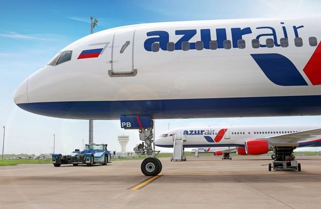 Самолеты Boeing авиакомпании Azur Air