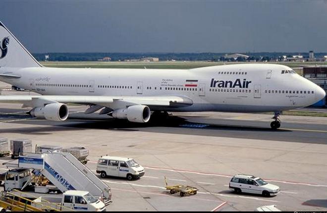 Iran Air заключила соглашение о поставках самолетов Boeing