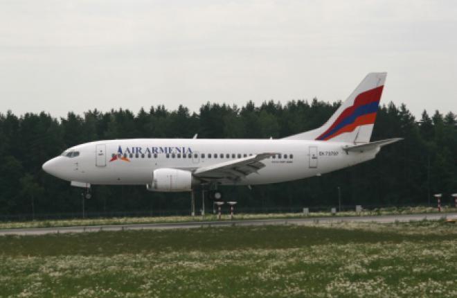 Армянская авиакомпания Taron-Avia выйдет на рынок пассажирских перевозок