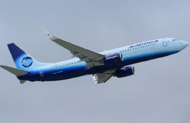 """Парк авиакомпании """"Алроса"""" пополнится вторым Boeing 737-800"""