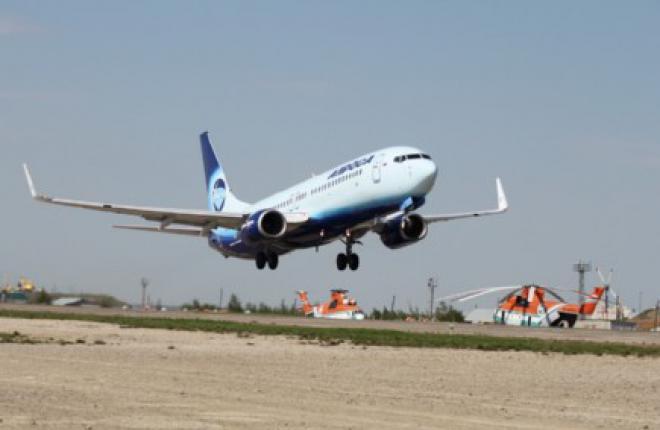 """""""Алроса"""" начала эксплуатацию еще двух Boeing 737-800"""