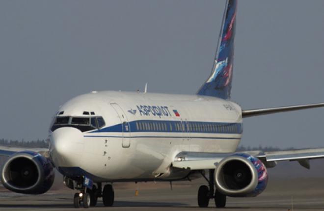 """Авиакомпания """"Аэрофлот"""" снова будет эксплуатировать Boeing 737"""