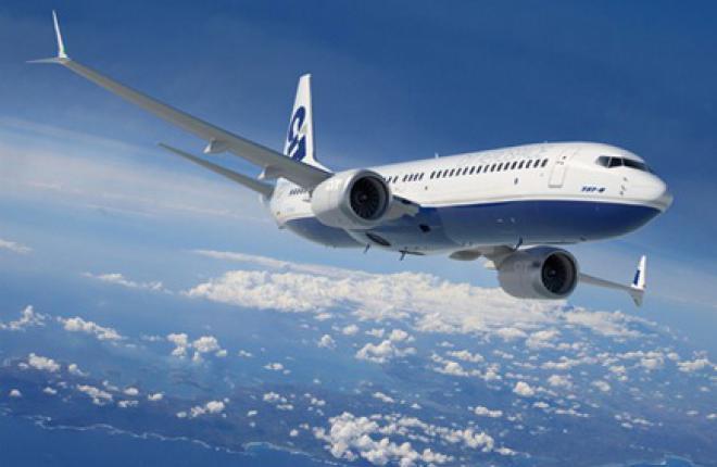Boeing анонсировал 737 MAX повышенной вместимости