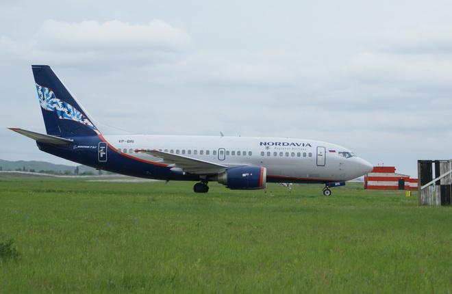 """Авиакомпания """"Нордавиа"""" будет летать на самолетах Airbus A320"""