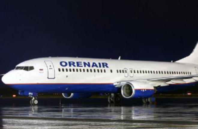 Авиакомпания OrenAir сокращает флот