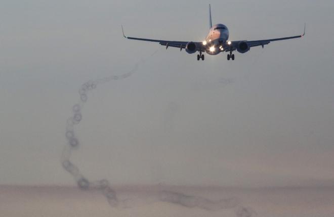 Пассажиропоток российских авиакомпаний в марте вырос на 17,7%
