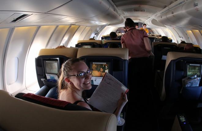 Минтранс попросит отложить установку камер на самолеты