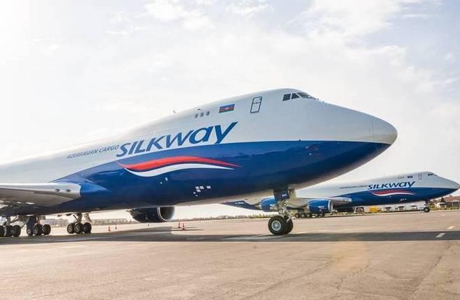 Silk Way West Airlines договорилась об обслуживании самолетов в Амстердаме