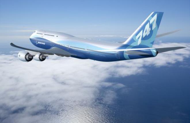 """""""Трансаэро"""" отказалась от Boeing 787-8 в пользу Boeing 747-8"""