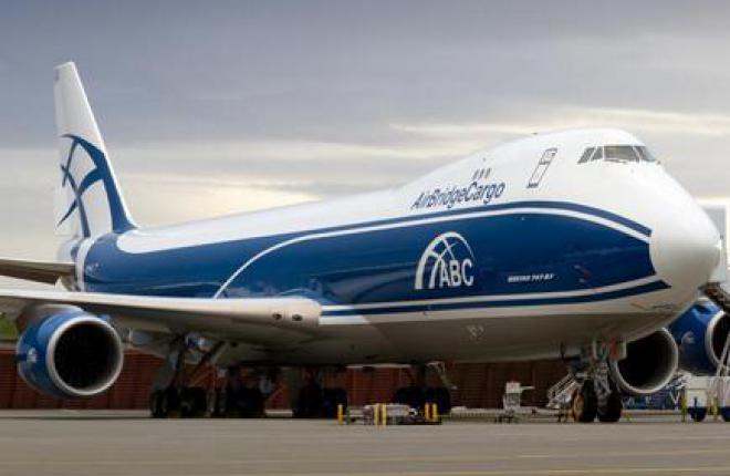 Грузовая авиакомпания AirBridge Cargo ввела в строй шестой Boeing 747-8F