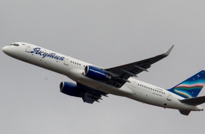 """Авиакомпания """"Якутия"""" получила право на техобслуживание самолетов Boeing"""
