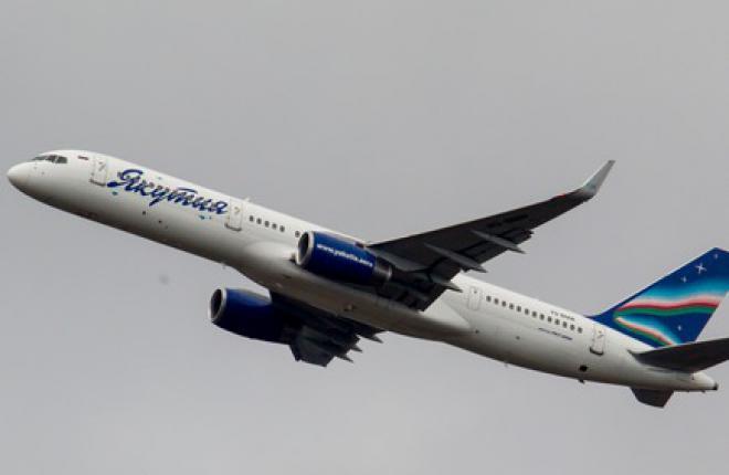 """Самолет Boeing 757-200 авиакомпании """"Якутия"""" арестован в Зальцбурге"""