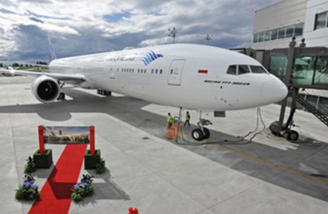 Чистая прибыль Boeing по итогам первого полугодия возросла на 16%