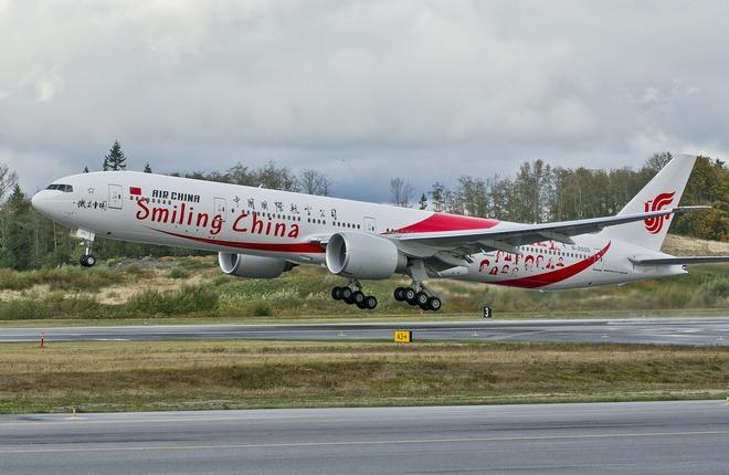 Китаю не хватает широкофюзеляжных самолетов
