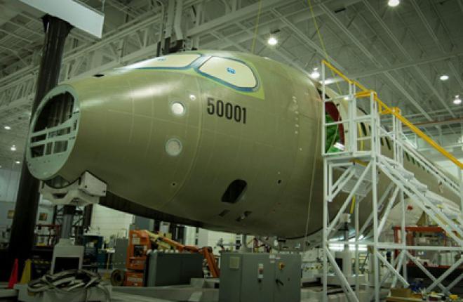 Bombardier задержал вылет Cseries