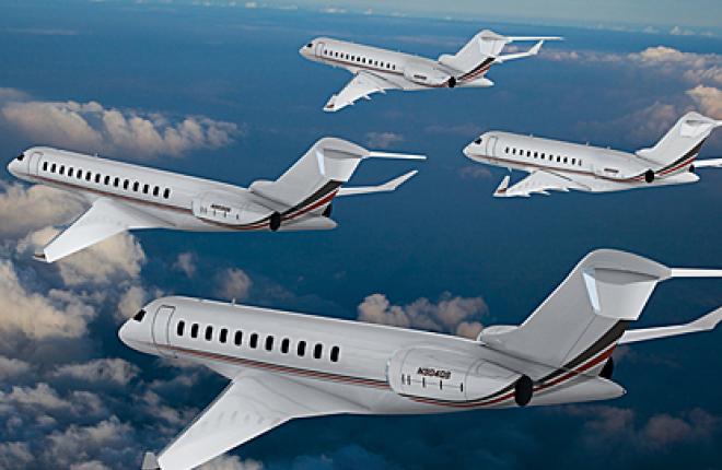 Bombardier NetJets