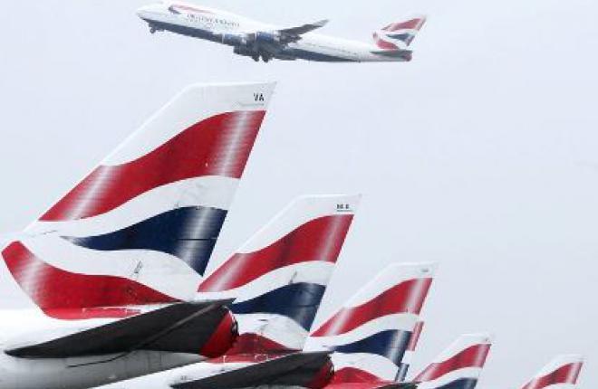 IAG заказала 18 самолетов Boeing 787