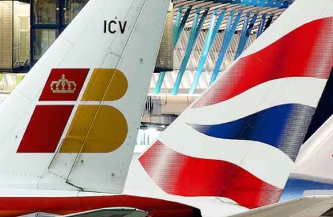 Авиакомпании British Airways и Iberia намерены объединить бизнес грузоперевозок