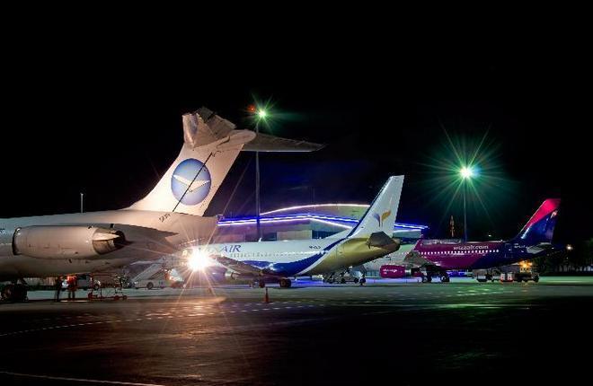 Аэропорты Киева отчитались о полугодовом приросте пассажиропотока