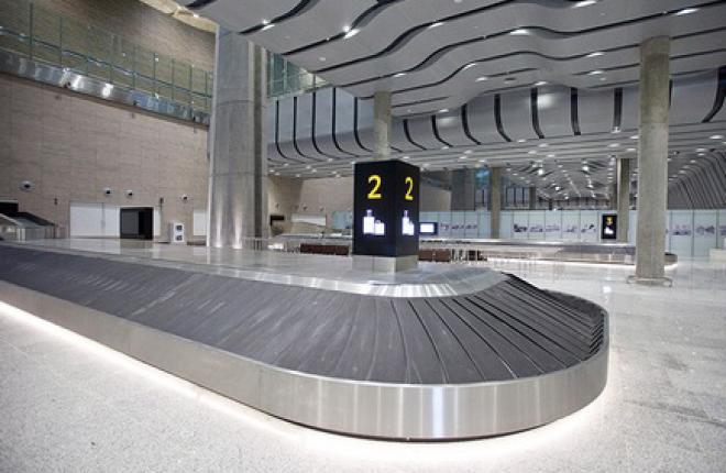 В аэропорту Пулково ввели услугу сквозной регистрации багажа на транзитных рейсах
