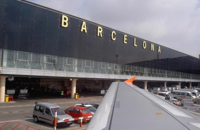 Аэропорт Барселоны обгонит Франкфурт в 2014 году