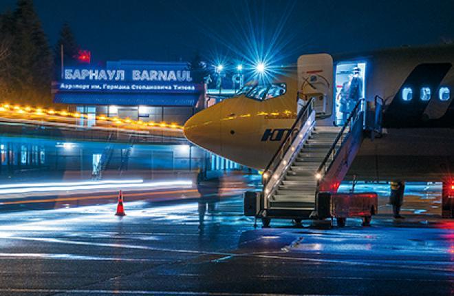 В рамках сокращения маршрутной сети авиакомпания «ЮТэйр» практически свернула свою деятельность в аэропорту Барнаул