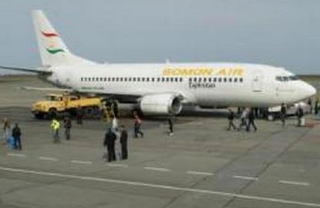 Somon Air начала выполнять рейс Худжанд—Барнаул