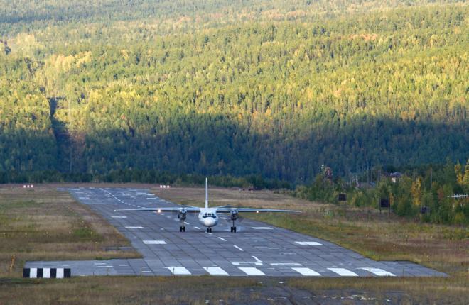 """Авиакомпанию """"КрасАвиа"""" избавили от малых аэропортов"""