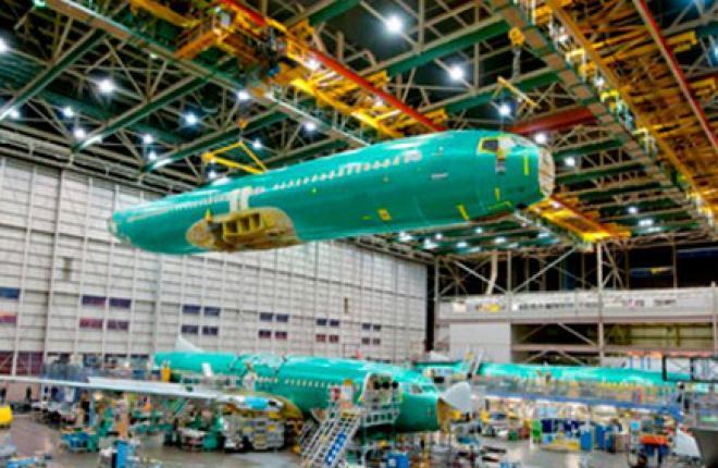 Boeing увеличит темпы выпуска 737 до 52 единиц в месяц