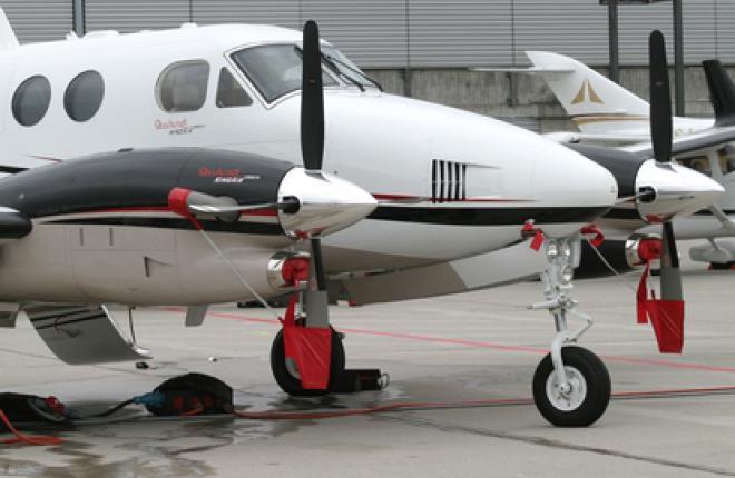 Самолет King Air 350 сертифицирован в России