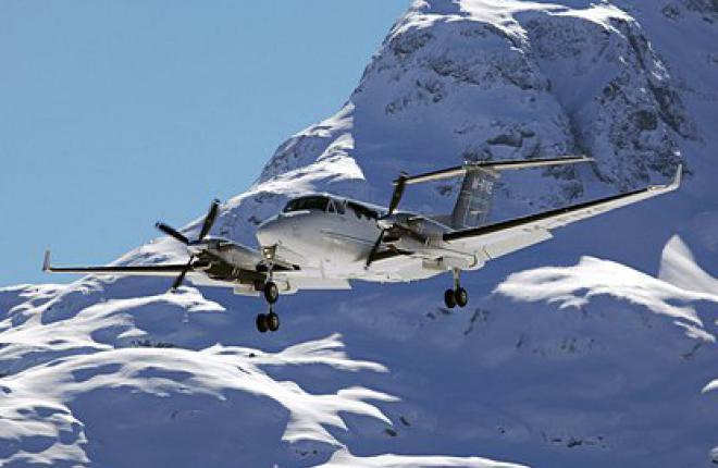 Beechcraft сертифицирует новые модели в России