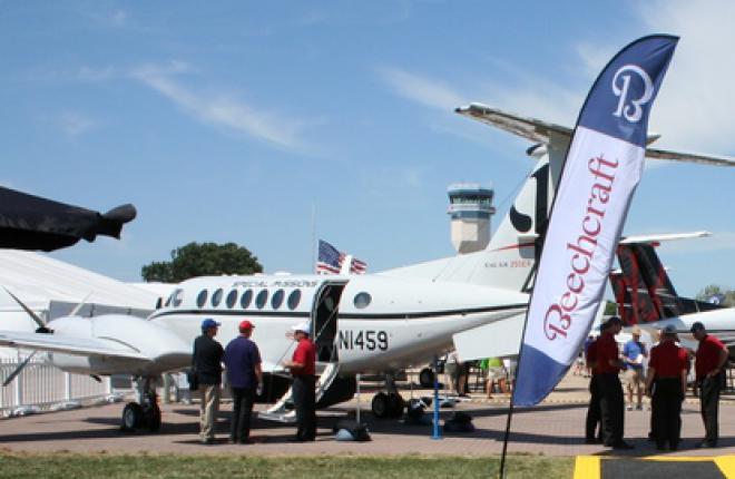 Компания Beechcraft может быть продана