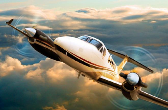Самолетам Hawker Beechcraft разрешили использовать биотопливо