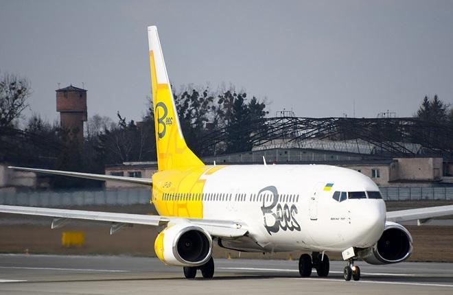 Новый украинский лоукостер Bees Airline заключил дистрибутивное соглашение с Sabre