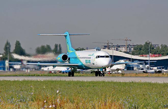 Алма-Ата — основной аэропорт присутствия Bek Air