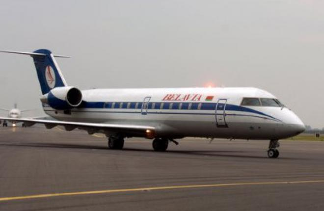 "Пассажиропоток авиакомпании ""Белавиа"" в феврале 2013 г. возрос на 123,6%"