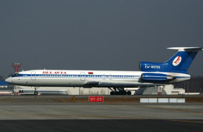 """Авиакомпания """"Белавиа"""" в 2011 году увеличила пассажиропоток на 7%"""